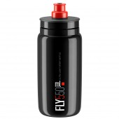 caramagiola elite fly 550 ml black logo red 0160444