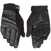 guantes best termico talla m negro / gris