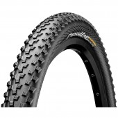 neumático continental cross king 2.2 27 x 2.20 bk/bk foldable 55-584 (0150291)