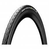 neumatico continental grand prix 4-season 700 x 25c road kevlar black/black (0101442)
