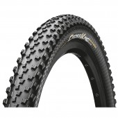 neumático continental cross king protection 29 x 2.30 mtb kevlar black/black (0101475)