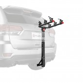 """porta bicicleta allen racks deluxe 532rr-r 3 bike carrier for 1 1/4"""" and 2"""" hitch 765271532109"""