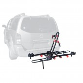 "porta bicicleta allen racks deluxe xr200 2-bike tray rack for 1 1/4"" and 2"" hitch 765271060206"