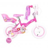 "bicicleta disney 12"" princess anfb-disney-princess12-7.4-piwh"