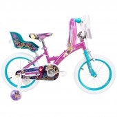"bicicleta disney 16"" descendientes"