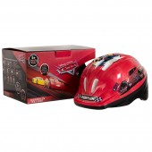 Casco niño Disney modelo cars M(50-52CM) 14 air vents colección 2020