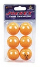 display 6 pelota pin-pong