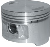 piston completo std + 0.50mm ** allen ** gn-125