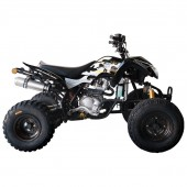 atv 250cc motomel racing 250 negro