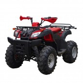 atv 200cc motomel jeep 4x2 rojo