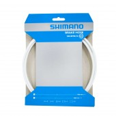 cable freno hid. tras. shimano sm-bh90-ss blanco 1700mm