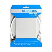 cable freno hid. del. shimano sm-bh59 white 1000mm