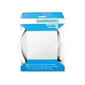 cable freno hid. del. shimano sm-bh90-sb blanco 1000mm