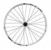 rueda shimano wh-mt15-a 27.5 del. blanco eje normal