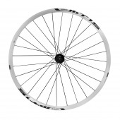 rueda shimano wh-mt15-a 27.5 tras. blanco eje normal