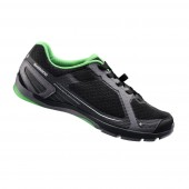 zapatilla shimano sh-ct41l nº 47 black touring ct unisex l20 ms01