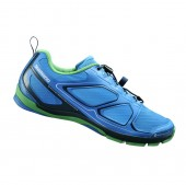 zapatilla  shimano  sh-ct71b (43) blue