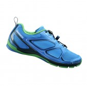 zapatilla shimano ct71b nº 46 blue touring ct unisex