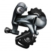 cambio shimano tiagra rd-4700-ss 10v. direct attachment, compatible with low gear 23-28t