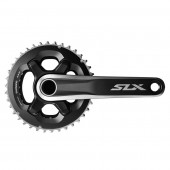 volante shimano slx , fc-m7000-11-2, 11-speed, 175mm, 38 x 28t,