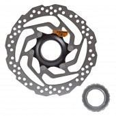 rotor disc brake sm-rt10 160mm w/center lock ring for re