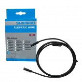 cable eléctrico shimano ew-sd50,1000mm black, ind.pack iewsd50l100 j