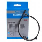 cable eléctrico, shimano ew-sd50,for external routing,650mm black, i