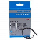 cable eléctrico, shimano ew-sd50,for external routing,250mm black, i