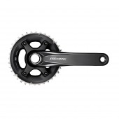 volante shimano fc-m6000-2 deore 36/26 for rear 10-speed