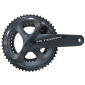 volante shimano fc-r8000, ultegra, for rear 11-speed, hollowtech 2, 175mm 52- 36t