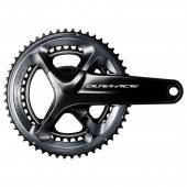 volante shimano dura ace fc-r9100-p, 53-39t hollowtech 2, for 11-speed, 172.5 mm