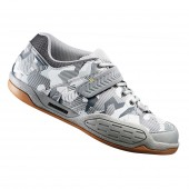 zapatilla shimano 2018 all mountain sh-am500 talla:44 gris camo esham5n