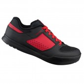zapatilla shimano modelo sh-am501 (45) red 2019