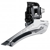 cambiador shimano grx fd-rx810, for rear 11-speed, down-swing, down-pull, brazed-on type, cs-angle:6