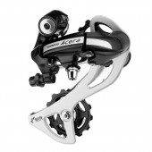 cambio shimano acera, rd-m360-l, sgs 7/8-speed, direct attachment, black, ind. pack erdm360sgs