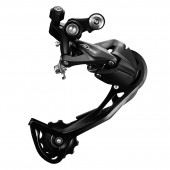 cambio shimano altus, 9v. rd-m2000 sgs 9-vel. shadow design, direct attachment, ind. pack erdm2000s
