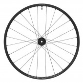 rueda shimano wh-mt601-b-29, rear, rim:29, 24h, for 12-s, r:12mm e-thru tubeless old:148mm, black, w