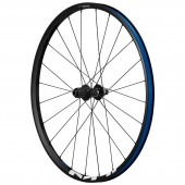 rueda shimano wh-mt500-27.5, rear, rim:27.5, 24h, for 11-s, qr:168mm, clincher old:135mm, black, for